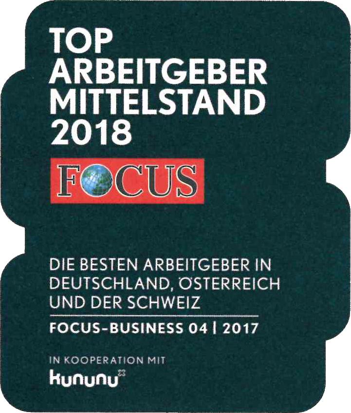 focusbusiness.toparbeitgeber2018