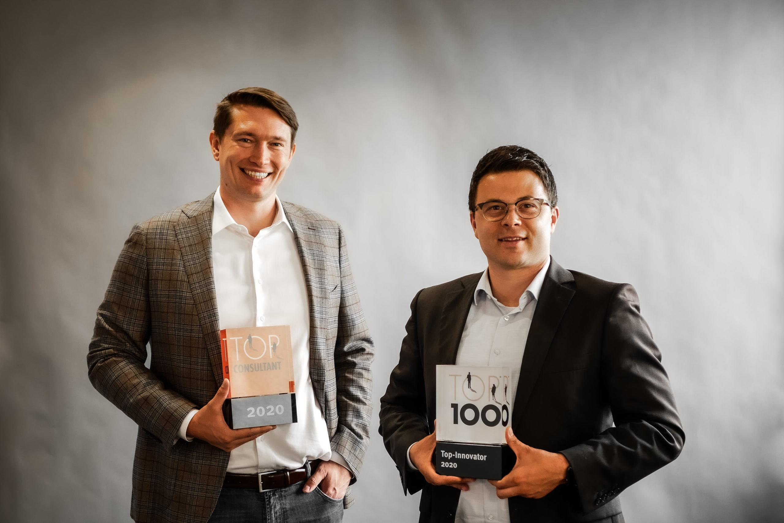 Julian Will & Patrick Seip - Geschäftsführer Sonntag Corporate Finance